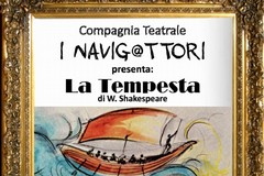 """La Tempesta"" di William Shakespeare"