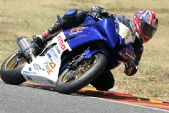 Impegnato nel campionato italiano di velocità, il centauro gravinese Vincenzo Lagonigro