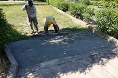 Vandalismo, Parco Robinson chiuso di mattina