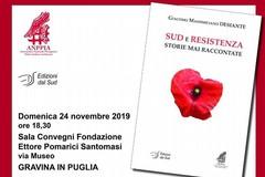 ''Sud e Resistenza. Storie mai raccontate'': alla Fondazione Santomasi si presenta il volume di Massimiliano Desiante