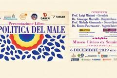 """Al museo civico si presenta """"la politica del male"""" di Renzo Paternoster"""
