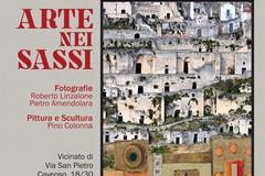 """Tra scatti e quadri, a Matera la mostra """"Arte nei Sassi"""""""