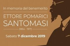 Cerimonia commemorativa del Barone Ettore Pomarici Santomasi nell'anniversario della sua scomparsa