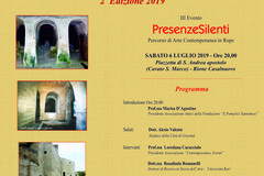 PresenzeSilenti: Arte contemporanea all'interno di chiese rupestri