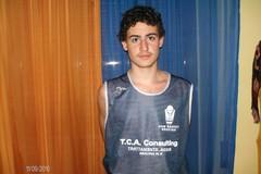 Michele Loiodice: un orgoglio per la New Basket Gravina