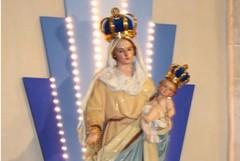 Il 20esimo anniversario dell'incoronazione della Madonna delle Grazie ricordato dall'omonima parrocchia