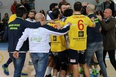 La Casareale Volley sconfitta 3-1 a Turi