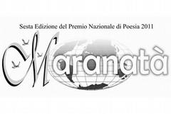 """Sesta edizione del concorso nazionale di poesia """"Maranatà"""""""
