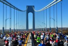 """Successo per la """"spedizione"""" degli atleti gravinesi alla maratona di New York"""