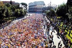 XVII Maratona di Roma : anche Gravina è presente