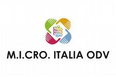 Emergenza sanitaria: M.I.Cro Italia Odv dona 40mila euro