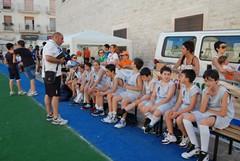 La New Basket Gravina al Torneo Internazionale di Matera