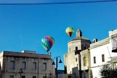 """Murgia Balloon Flights"", in mongolfiera su Gravina"