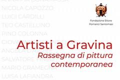 """Mostra di artisti di Gravina organizzata dalla Fondazione """"Santomasi"""" all'ex monastero di Santa Sofia"""