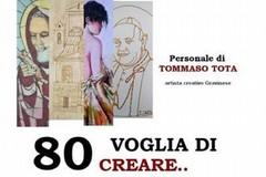 Tommaso Tota, 80 anni e tanta voglia di vivere a colori