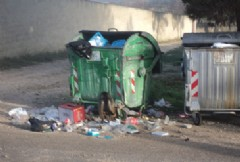Rifiuti: monta la protesta presso contrada Murgetta