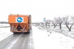 Neve: regolare la circolazione sulla viabilità murgiana