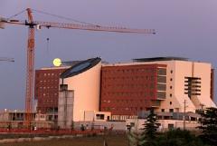 Ospedale della Murgia: apertura prevista per la prossima primavera