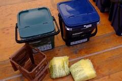 Sacchetti per i rifiuti, distribuzione non è ancora partita