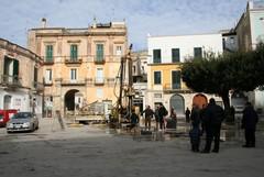 Piazza Pellicciari, affidati i lavori ad una impresa gravinese