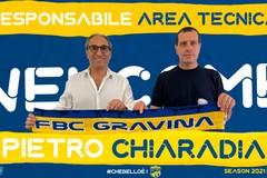 Fbc, Pietro Chiaradia nuovo responsabile area tecnica