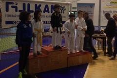 Podio per i piccoli atleti dell'ASD Karate Gravina alla 1^Tappa del Gran Premio Giovanissimi 2017 al Basilicata Coast to Coast