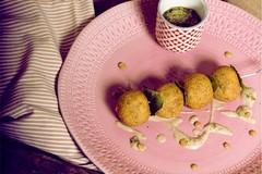 """Ricetta Salata """"Polpette di Lenticchia e Pane di Altamura"""""""