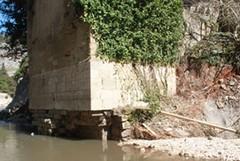 """Interventi sul ponte acquedotto """"Madonna della Stella"""""""