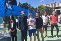 "Tennis, concluso il torneo ""San Michele Arcangelo"""