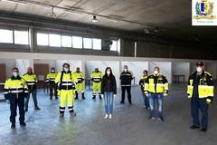 Selezionati i nuovi volontari della Protezione civile comunale