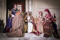 Il maltempo non ferma il corteo storico