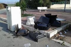 Problemi per lo smaltimento dei rifiuti ingombranti