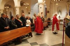 La Polizia Municipale celebra San Sebastiano Martire