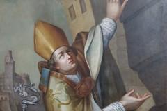 Il Sant'Emidio di Donadio torna finalmente a casa