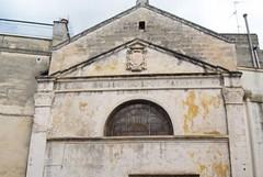 La Chiesa di Santa Cecilia a rischio crollo