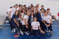 CSTL Volley: entusiasmo per l'inaugurazione della palestra di via Dante