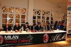 Progetto Scuola Calcio Milan ASD Amici del Calcio