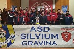 Perugia Calcio e Silvium Gravina si danno il cinque
