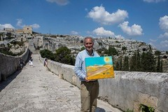 Arte: un dipinto dalla Fondazione Santomasi a Roma