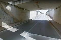 Sottopasso zona PIP, oggetto di lavori di manutenzione straordinaria