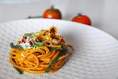 "Ricetta Salata ""Spaghetto alla Curcuma"""