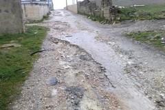 Strada Vicinale Iazzo dei Preti impercorribile a seguito delle piogge torrenziali
