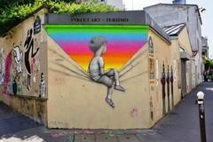 """Bando Street art, Comune candida """"La Città invisibile"""""""