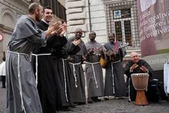 """Suona la """"Sveglia Francescana"""" a Gravina in Puglia"""