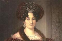 Il ricordo di Teresa Orsini Doria in una lapide sul palazzo natio