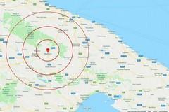 Forte scossa di terremoto. 5 secondi di paura in tutta la Murgia