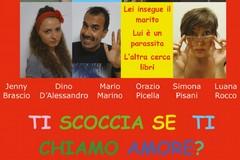 """""""Ti scoccia se ti chiamo amore?"""" di Luca Giacomozzi"""