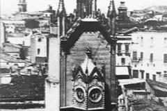 La vigilia di Natale del 1892 nasce l'orologio della villa