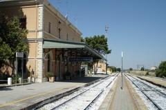 Trenino turistico delle Murge sulla tratta Gioia del Colle - Rocchetta Sant'Antonio