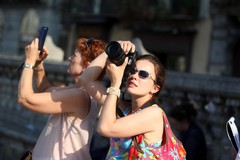 Tempi duri per le guide turistiche abusive